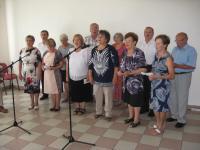 Dôchodcovia spievajú